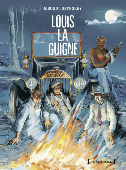 Couverture de Louis la Guigne -INT2- Épisode 2