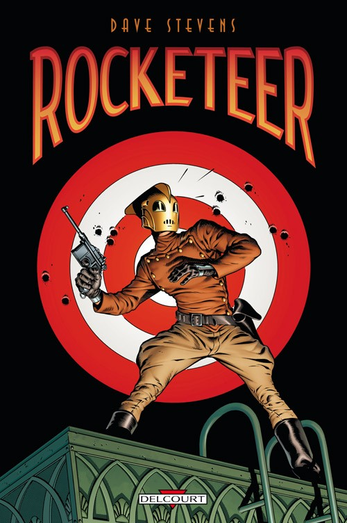 Rocketeer Intégrale 2 tomes en un vol PDF