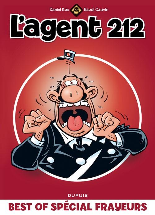 Couverture de L'agent 212 -HS2- Best Of spécial frayeurs