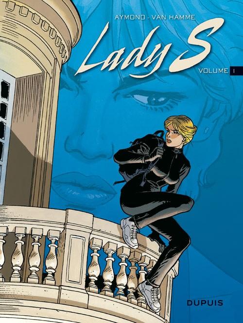 Couverture de Lady S. -INT1- Intégrale - Volume 1
