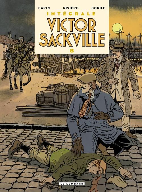 Couverture de Victor Sackville -INT8- L'intégrale - volume 8