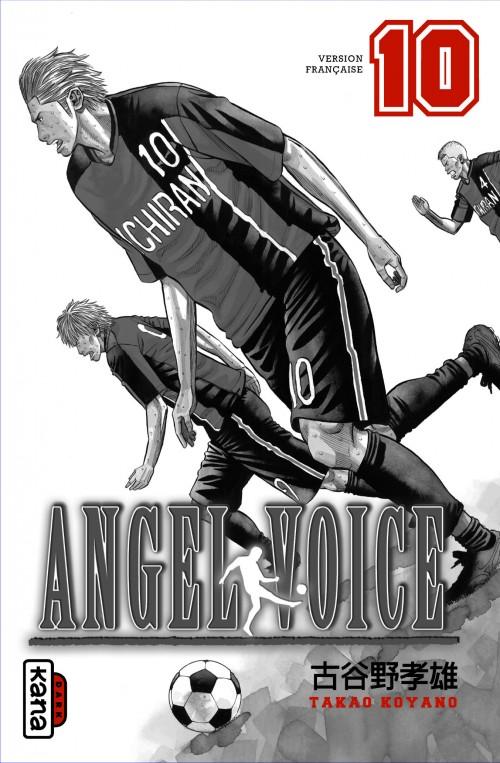 Couverture de Angel Voice -10- Tome 10