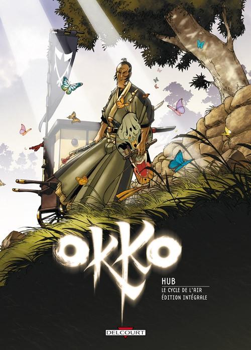 Couverture de Okko -INT3- Le Cycle de l'air - Édition intégrale