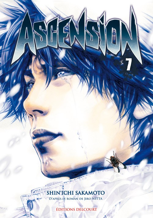 Couverture de Ascension (Sakamoto) -7- Tome 7