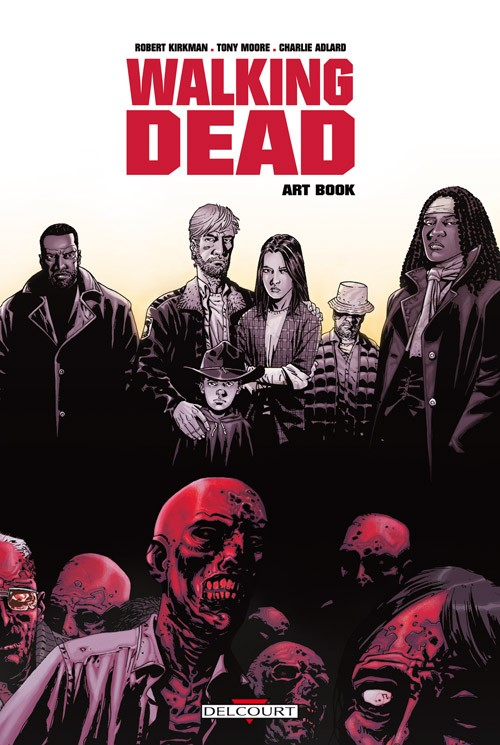 Couverture de Walking Dead -HS- Art Book