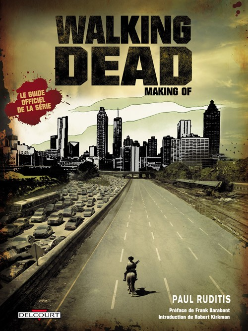 Couverture de Walking Dead -HS- Making of