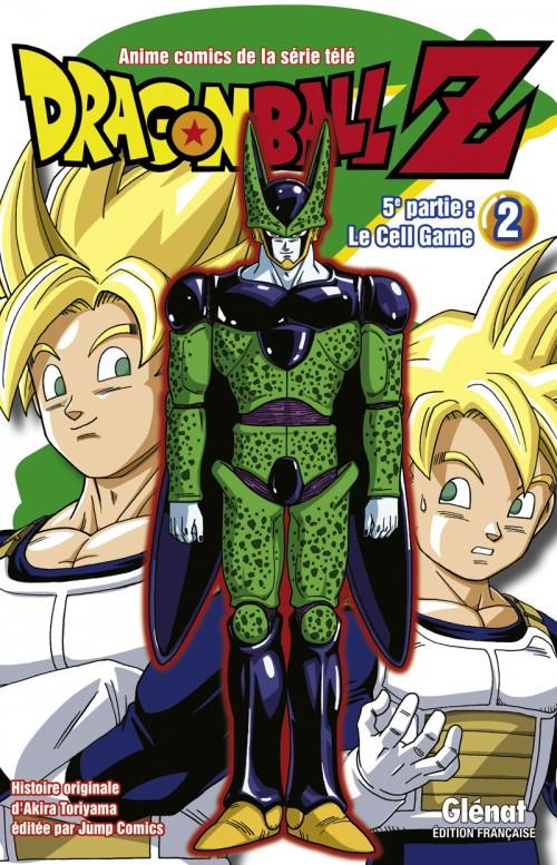 Dragon Ball Z -22- 5e partie : Le Cell Game 2