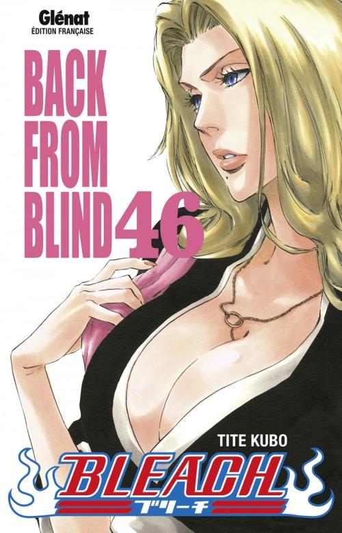 Couverture de Bleach -46- Back from Blind