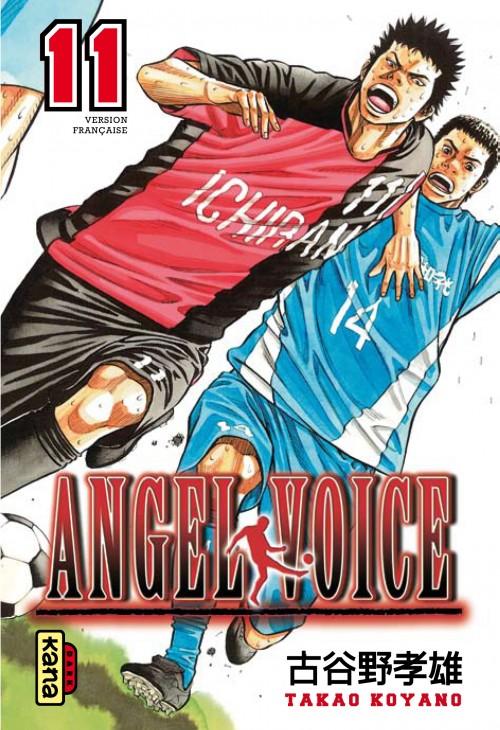 Couverture de Angel Voice -11- Tome 11