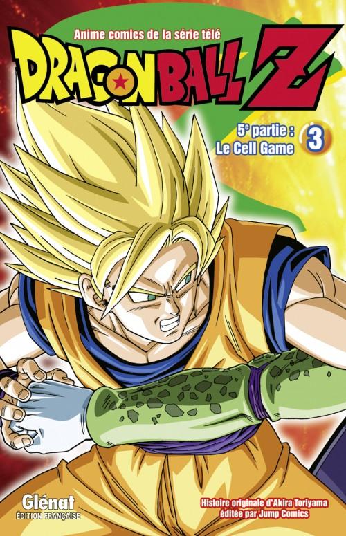Couverture de Dragon Ball Z -23- 5e partie : Le Cell Game 3