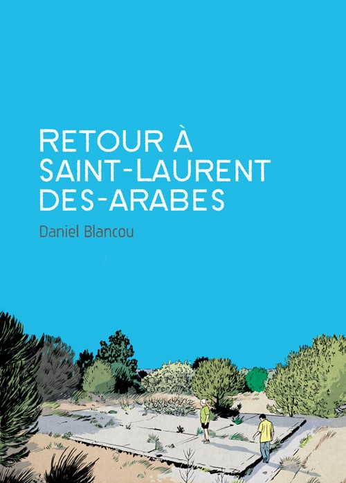 Couverture de Retour à Saint-Laurent-des-arabes - Retour à Saint Laurent des arabes