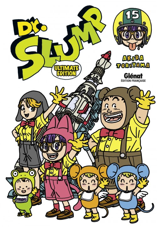 Dr Slump Ultimate Edition 15 Tome 15 border=