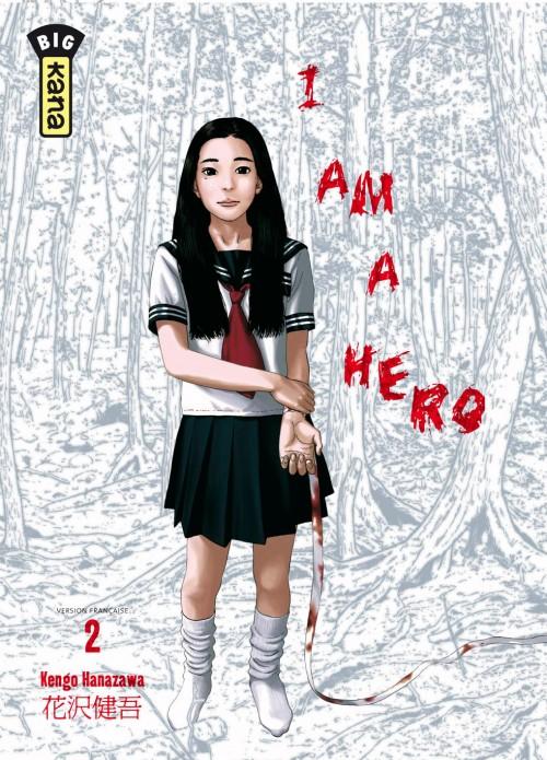 Couverture de I am a hero -2- Tome 2