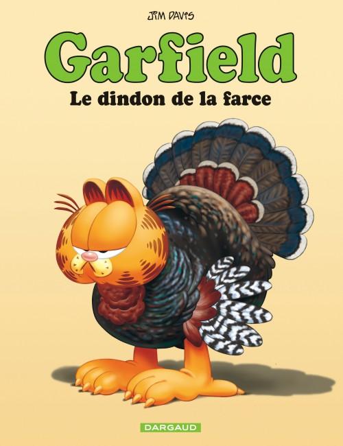 Couverture de Garfield -54- Le dindon de la farce