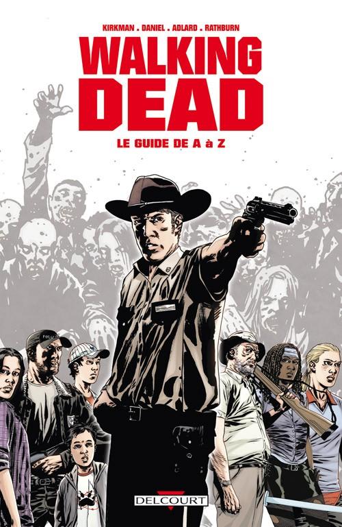 Couverture de Walking Dead -HS- Le guide de A à Z