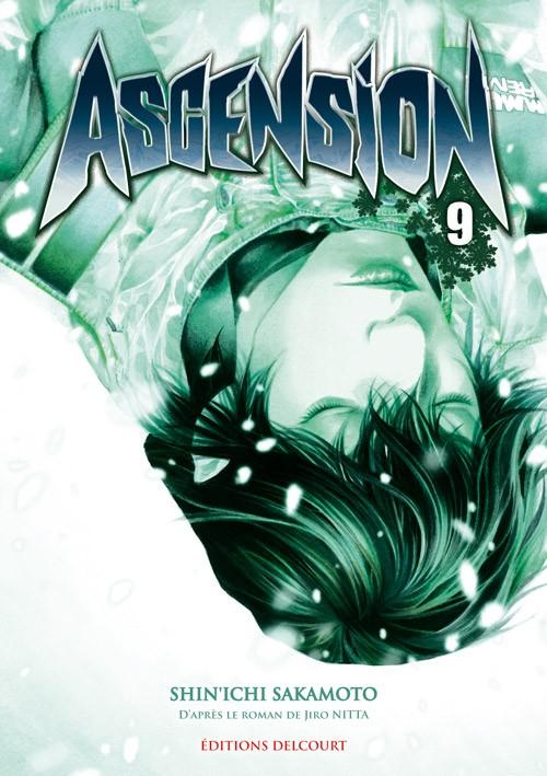 Couverture de Ascension (Sakamoto) -9- Tome 9