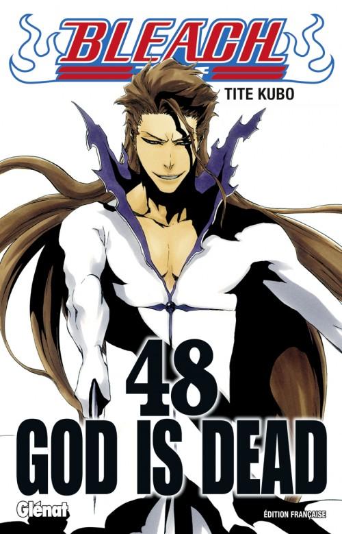 Couverture de Bleach -48- God is Dead