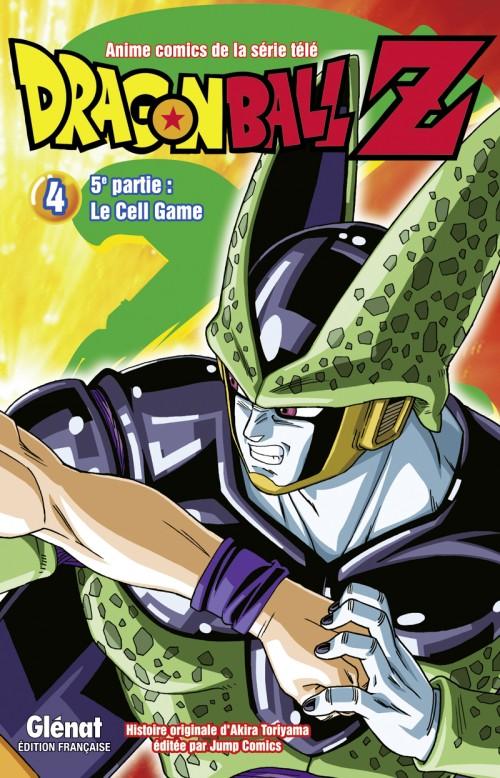 Couverture de Dragon Ball Z -24- 5e partie : Le Cell Game 4