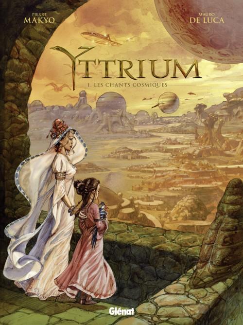 Yttrium - Les Chants cosmiques