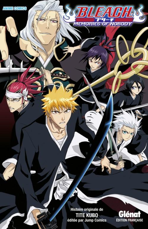 Couverture de Bleach -HS4- Memories of Nobody - Anime Comics