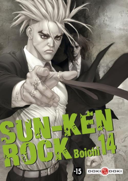 Couverture de Sun-Ken Rock -14- Tome 14