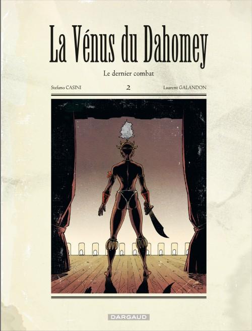 Couverture de La vénus du Dahomey -2- Le dernier combat