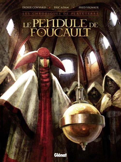 Couverture de Le pendule de Foucault - Le Pendule de Foucault
