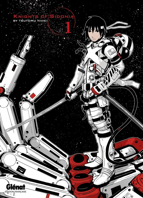 Couverture de Knights of Sidonia -1- Tome 1