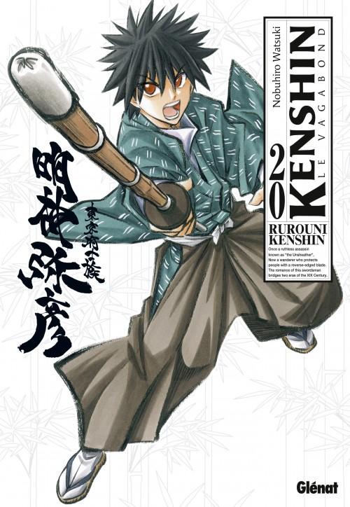 Couverture de Kenshin le Vagabond - Perfect Edition -20- Tome 20