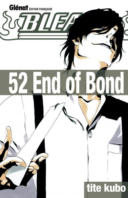 Couverture de Bleach -52- End of Bond