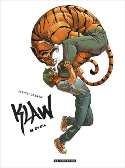 Couverture de Klaw -1- Éveil