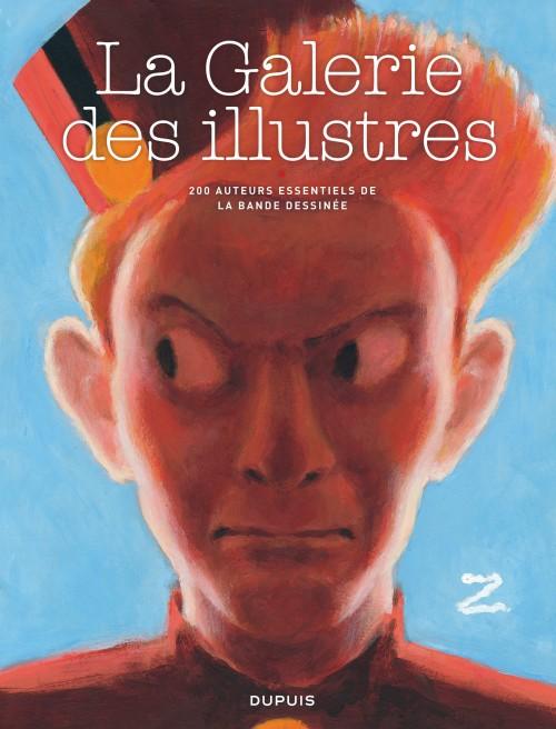 Couverture de La galerie des illustres - La Galerie des illustres