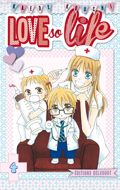 Couverture de Love so Life  -4- Tome 4