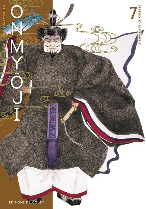 Couverture de Onmyôji - celui qui parle aux démons -7- Tome 7