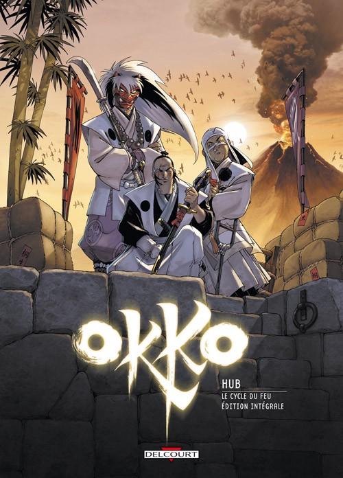 Couverture de Okko -INT4- Le Cycle du feu - Édition intégrale