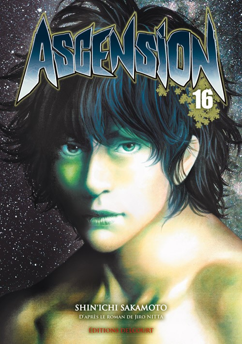 Couverture de Ascension (Sakamoto) -16- Tome 16