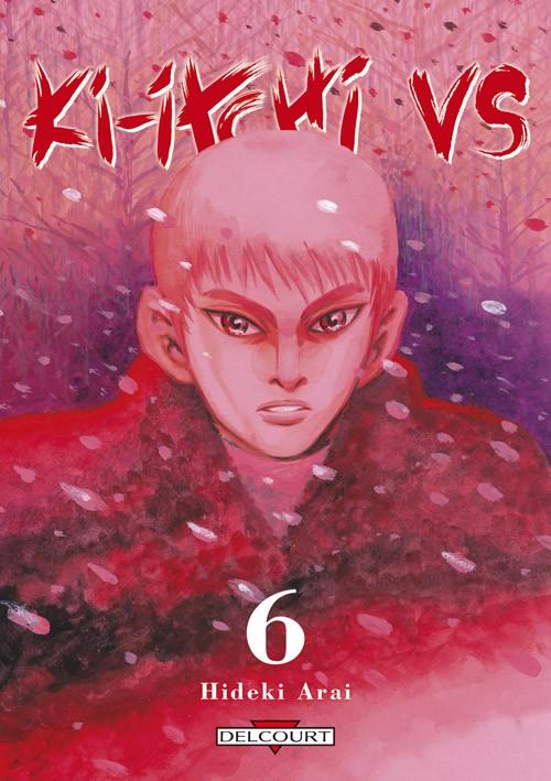 Couverture de Ki-itchi VS -6- Volume 6
