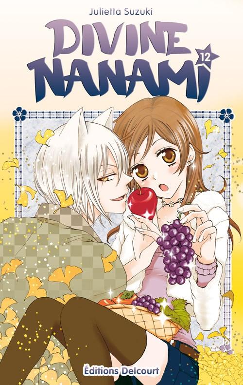 Couverture de Divine Nanami -12- Tome 12