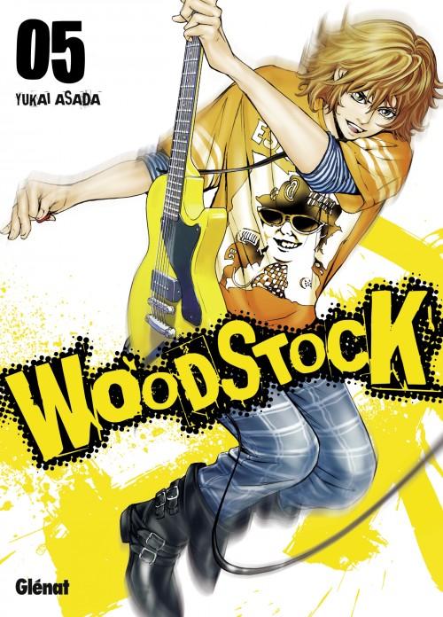 Couverture de Woodstock -5- Tome 5