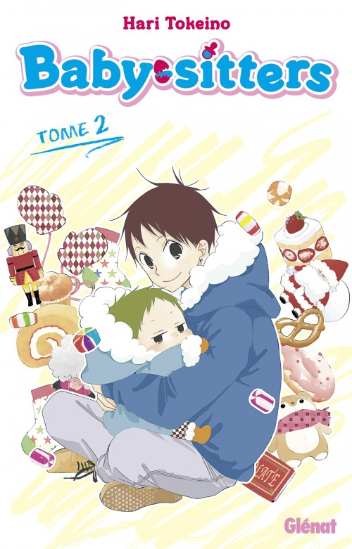 Couverture de Baby-sitters -2- Tome 2