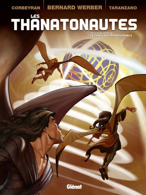 Les Thanatonautes (Tome 3) sur Bookys