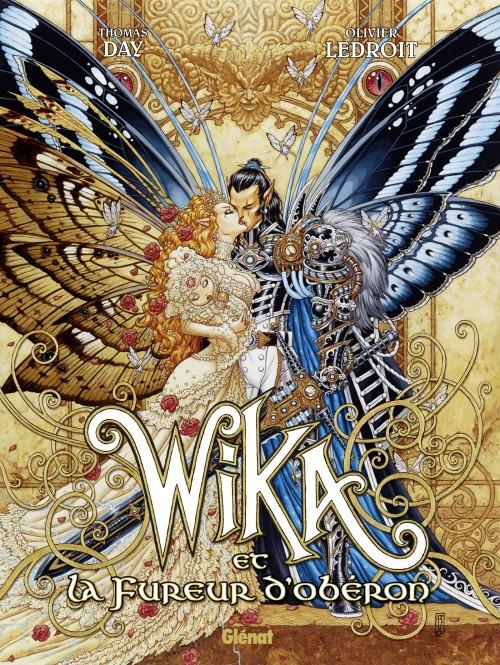 Couverture de Wika -1- Wika et la fureur d'Obéron