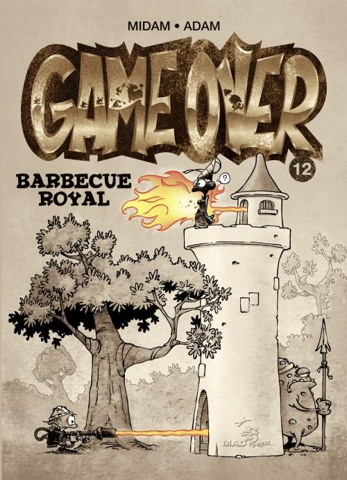 Couverture de Game Over -12- Barbecue royal