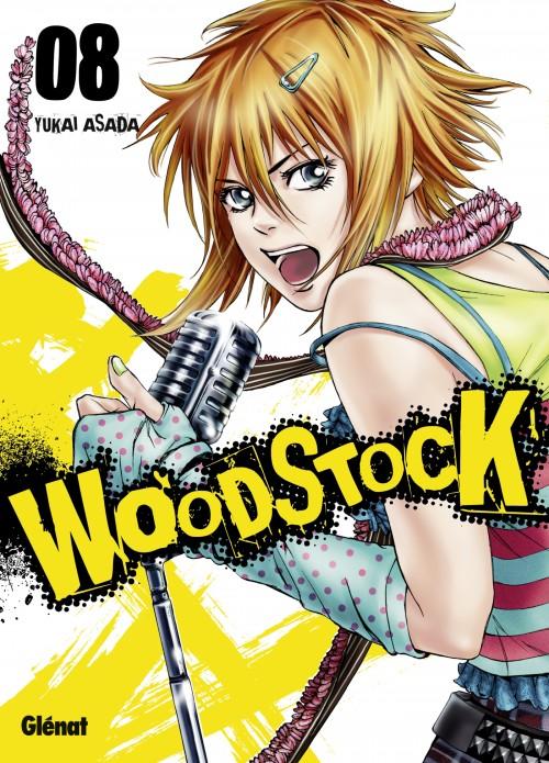 Couverture de Woodstock -8- Tome 8