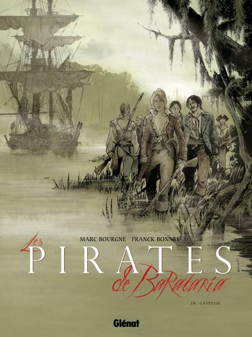 Les Pirates de Barataria T6 7 8