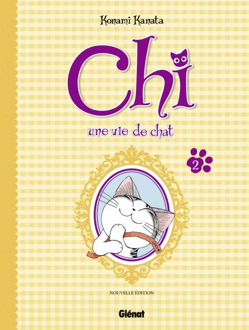 Couverture de Chi - Une vie de chat (grand format) -2- Tome 2