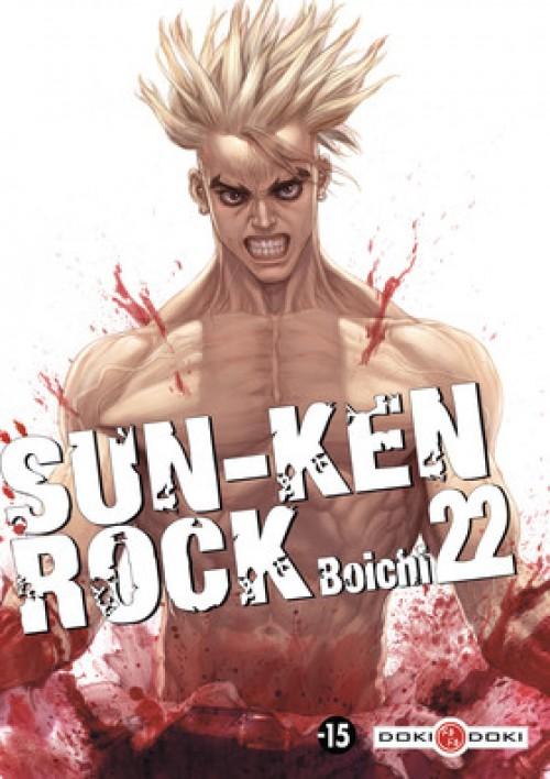 Couverture de Sun-Ken Rock -22- Tome 22