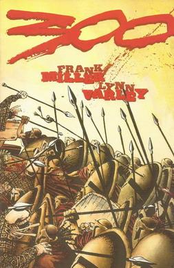 Couverture de 300 (1998) -4- Combat