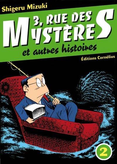 Couverture de 3, rue des mystères et autres histoires -2- 3, rue des mystères et autres histoires 2