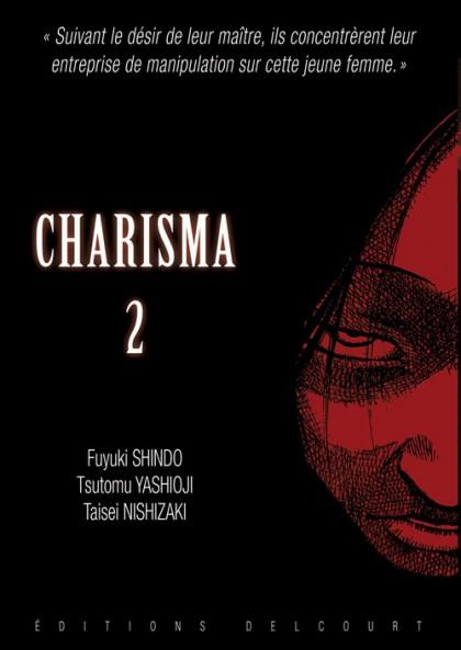 Charisma - 4 tomes